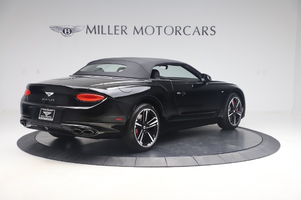 New 2020 Bentley Continental GT Convertible V8 for sale $275,045 at Alfa Romeo of Greenwich in Greenwich CT 06830 15