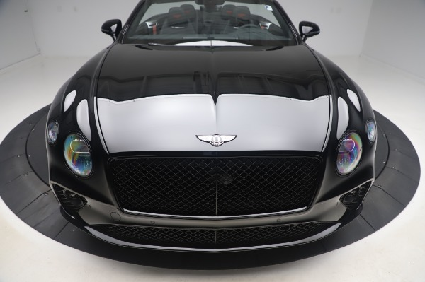 New 2020 Bentley Continental GT Convertible V8 for sale $275,045 at Alfa Romeo of Greenwich in Greenwich CT 06830 18