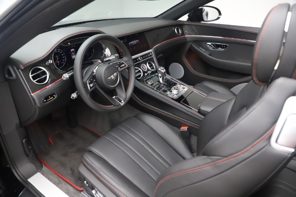 New 2020 Bentley Continental GTC V8 for sale $275,045 at Alfa Romeo of Greenwich in Greenwich CT 06830 23