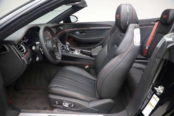 New 2020 Bentley Continental GTC V8 for sale $275,045 at Alfa Romeo of Greenwich in Greenwich CT 06830 24