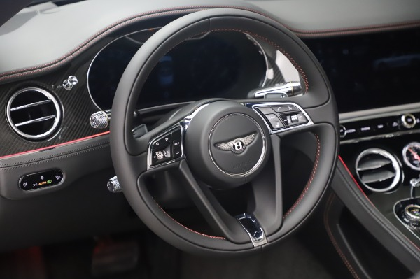 New 2020 Bentley Continental GTC V8 for sale $275,045 at Alfa Romeo of Greenwich in Greenwich CT 06830 27