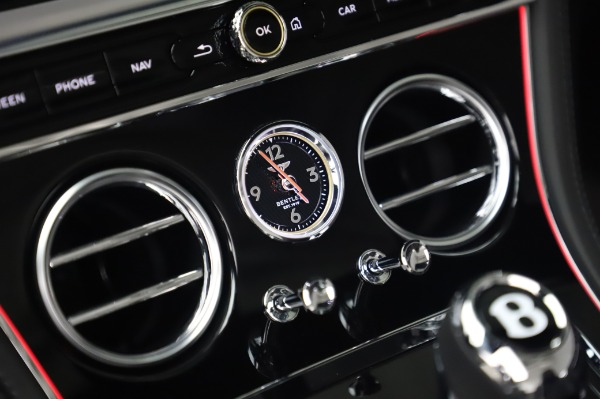 New 2020 Bentley Continental GTC V8 for sale $275,045 at Alfa Romeo of Greenwich in Greenwich CT 06830 28