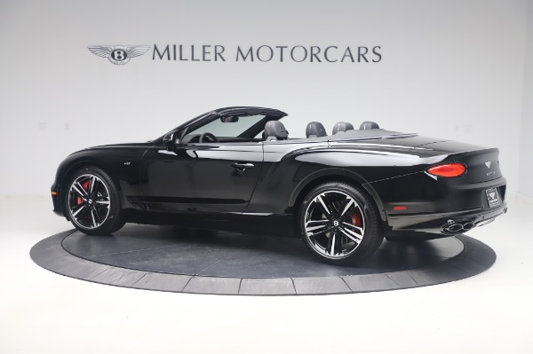 New 2020 Bentley Continental GT Convertible V8 for sale $275,045 at Alfa Romeo of Greenwich in Greenwich CT 06830 4
