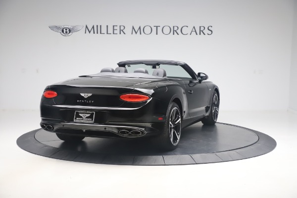 New 2020 Bentley Continental GT Convertible V8 for sale $275,045 at Alfa Romeo of Greenwich in Greenwich CT 06830 7