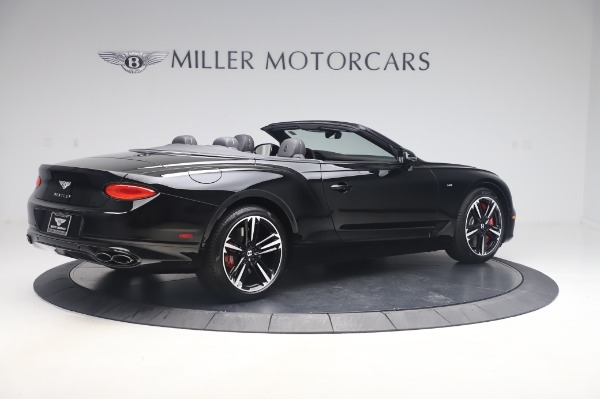New 2020 Bentley Continental GT Convertible V8 for sale $275,045 at Alfa Romeo of Greenwich in Greenwich CT 06830 8