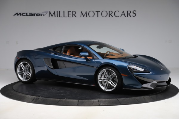 Used 2017 McLaren 570S for sale $154,900 at Alfa Romeo of Greenwich in Greenwich CT 06830 10