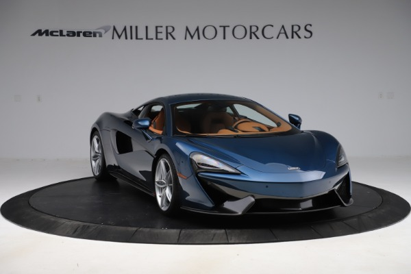 Used 2017 McLaren 570S for sale $154,900 at Alfa Romeo of Greenwich in Greenwich CT 06830 11