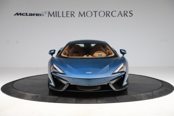 Used 2017 McLaren 570S for sale $154,900 at Alfa Romeo of Greenwich in Greenwich CT 06830 12
