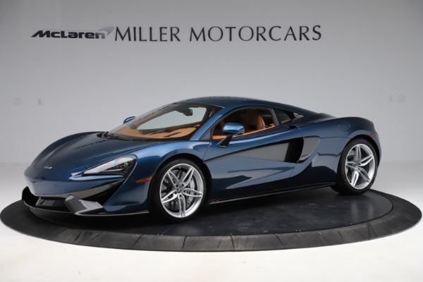 Used 2017 McLaren 570S for sale $154,900 at Alfa Romeo of Greenwich in Greenwich CT 06830 2
