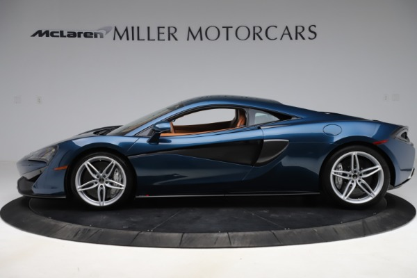 Used 2017 McLaren 570S for sale $154,900 at Alfa Romeo of Greenwich in Greenwich CT 06830 3