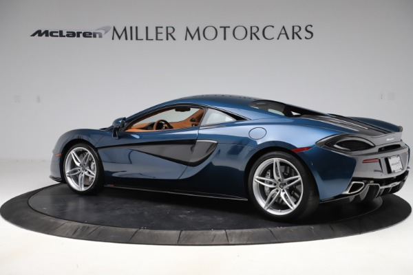 Used 2017 McLaren 570S for sale $154,900 at Alfa Romeo of Greenwich in Greenwich CT 06830 4