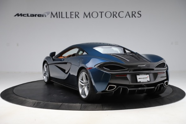 Used 2017 McLaren 570S for sale $154,900 at Alfa Romeo of Greenwich in Greenwich CT 06830 5