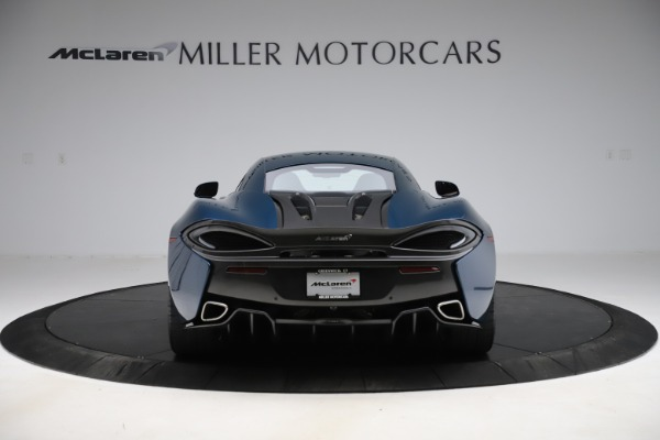 Used 2017 McLaren 570S for sale $154,900 at Alfa Romeo of Greenwich in Greenwich CT 06830 6