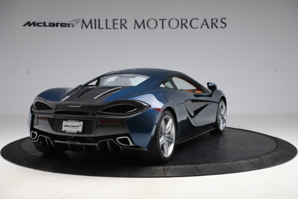 Used 2017 McLaren 570S for sale $154,900 at Alfa Romeo of Greenwich in Greenwich CT 06830 7