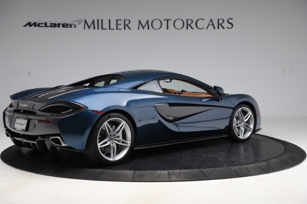 Used 2017 McLaren 570S for sale $154,900 at Alfa Romeo of Greenwich in Greenwich CT 06830 8