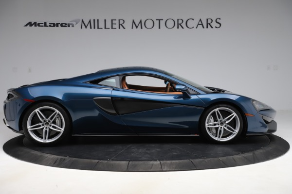 Used 2017 McLaren 570S for sale $154,900 at Alfa Romeo of Greenwich in Greenwich CT 06830 9