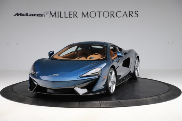 Used 2017 McLaren 570S for sale $154,900 at Alfa Romeo of Greenwich in Greenwich CT 06830 1
