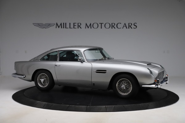 Used 1964 Aston Martin DB5 for sale Call for price at Alfa Romeo of Greenwich in Greenwich CT 06830 10