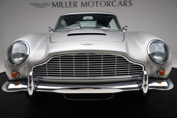 Used 1964 Aston Martin DB5 for sale Call for price at Alfa Romeo of Greenwich in Greenwich CT 06830 14