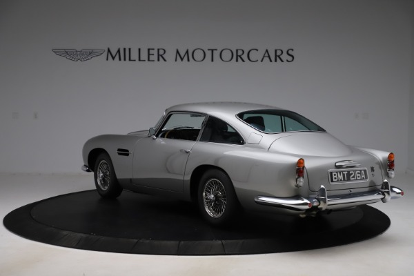 Used 1964 Aston Martin DB5 for sale Call for price at Alfa Romeo of Greenwich in Greenwich CT 06830 5