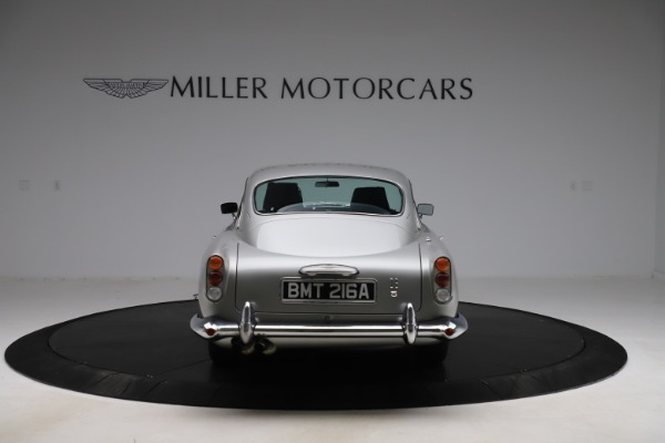 Used 1964 Aston Martin DB5 for sale Call for price at Alfa Romeo of Greenwich in Greenwich CT 06830 6