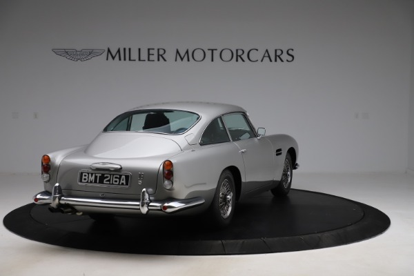 Used 1964 Aston Martin DB5 for sale Call for price at Alfa Romeo of Greenwich in Greenwich CT 06830 7