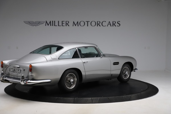 Used 1964 Aston Martin DB5 for sale Call for price at Alfa Romeo of Greenwich in Greenwich CT 06830 8