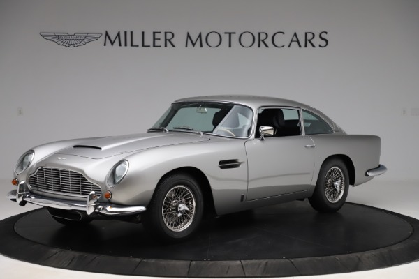 Used 1964 Aston Martin DB5 for sale Call for price at Alfa Romeo of Greenwich in Greenwich CT 06830 1