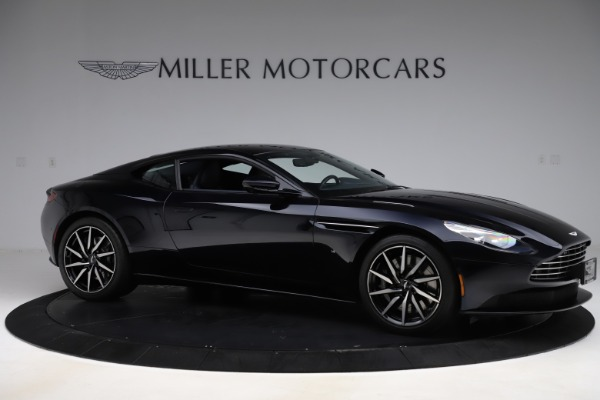 Used 2017 Aston Martin DB11 V12 for sale $134,900 at Alfa Romeo of Greenwich in Greenwich CT 06830 10