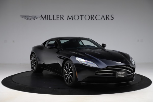 Used 2017 Aston Martin DB11 V12 for sale $134,900 at Alfa Romeo of Greenwich in Greenwich CT 06830 11