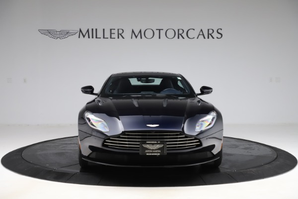 Used 2017 Aston Martin DB11 V12 for sale $134,900 at Alfa Romeo of Greenwich in Greenwich CT 06830 12