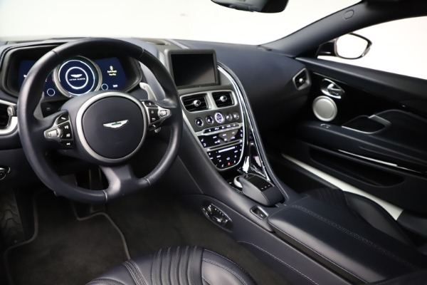 Used 2017 Aston Martin DB11 V12 for sale $134,900 at Alfa Romeo of Greenwich in Greenwich CT 06830 13