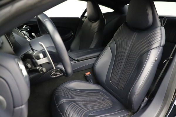 Used 2017 Aston Martin DB11 V12 for sale $134,900 at Alfa Romeo of Greenwich in Greenwich CT 06830 15