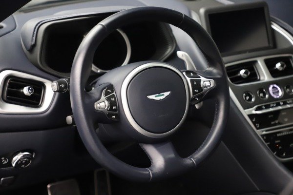 Used 2017 Aston Martin DB11 V12 for sale $134,900 at Alfa Romeo of Greenwich in Greenwich CT 06830 16