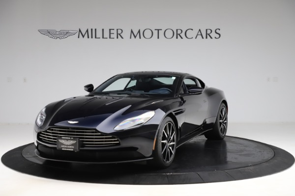 Used 2017 Aston Martin DB11 V12 for sale $134,900 at Alfa Romeo of Greenwich in Greenwich CT 06830 2