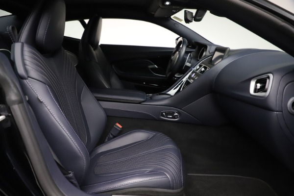 Used 2017 Aston Martin DB11 V12 for sale $134,900 at Alfa Romeo of Greenwich in Greenwich CT 06830 21