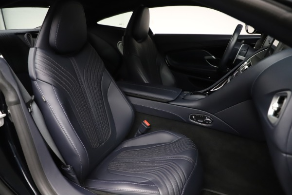 Used 2017 Aston Martin DB11 V12 for sale $134,900 at Alfa Romeo of Greenwich in Greenwich CT 06830 22