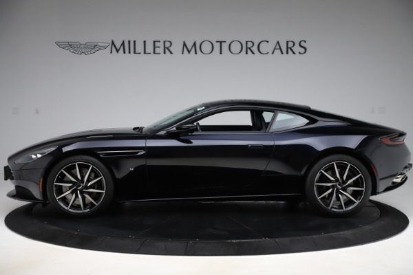 Used 2017 Aston Martin DB11 V12 for sale $134,900 at Alfa Romeo of Greenwich in Greenwich CT 06830 3