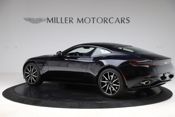 Used 2017 Aston Martin DB11 V12 for sale $134,900 at Alfa Romeo of Greenwich in Greenwich CT 06830 4