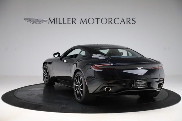 Used 2017 Aston Martin DB11 V12 for sale $134,900 at Alfa Romeo of Greenwich in Greenwich CT 06830 5
