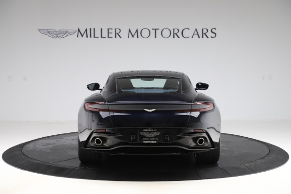 Used 2017 Aston Martin DB11 V12 for sale $134,900 at Alfa Romeo of Greenwich in Greenwich CT 06830 6