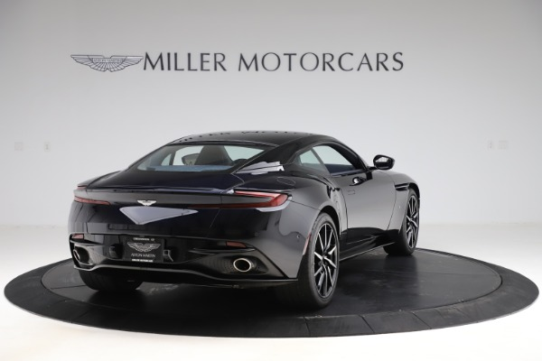 Used 2017 Aston Martin DB11 V12 for sale $134,900 at Alfa Romeo of Greenwich in Greenwich CT 06830 7