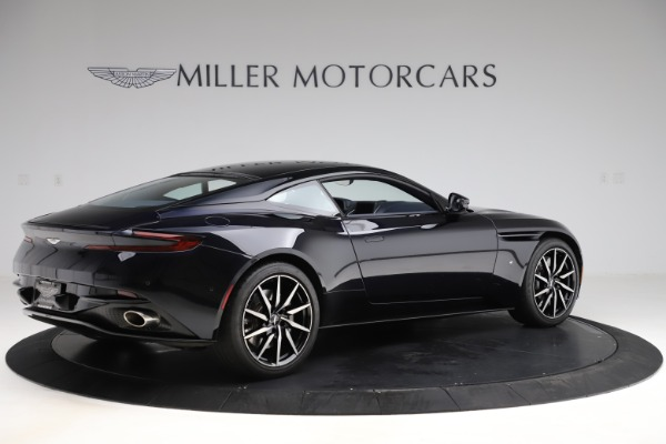 Used 2017 Aston Martin DB11 V12 for sale $134,900 at Alfa Romeo of Greenwich in Greenwich CT 06830 8