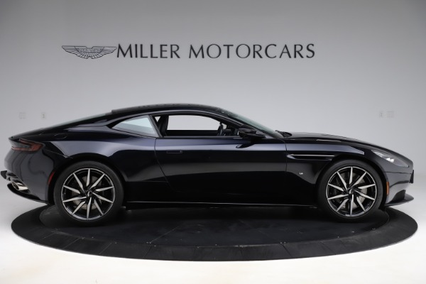 Used 2017 Aston Martin DB11 V12 for sale $134,900 at Alfa Romeo of Greenwich in Greenwich CT 06830 9