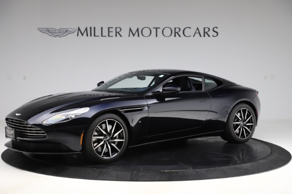 Used 2017 Aston Martin DB11 V12 for sale $134,900 at Alfa Romeo of Greenwich in Greenwich CT 06830 1