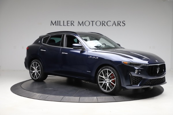 New 2019 Maserati Levante S GranSport for sale $110,855 at Alfa Romeo of Greenwich in Greenwich CT 06830 10