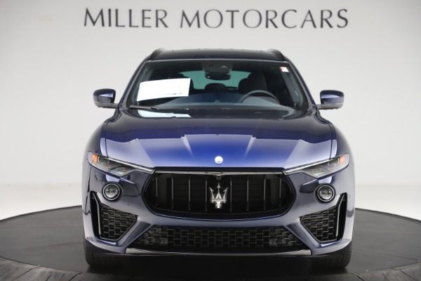 New 2019 Maserati Levante S GranSport for sale $110,855 at Alfa Romeo of Greenwich in Greenwich CT 06830 12