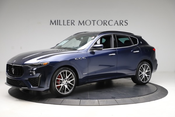 New 2019 Maserati Levante S GranSport for sale $110,855 at Alfa Romeo of Greenwich in Greenwich CT 06830 2