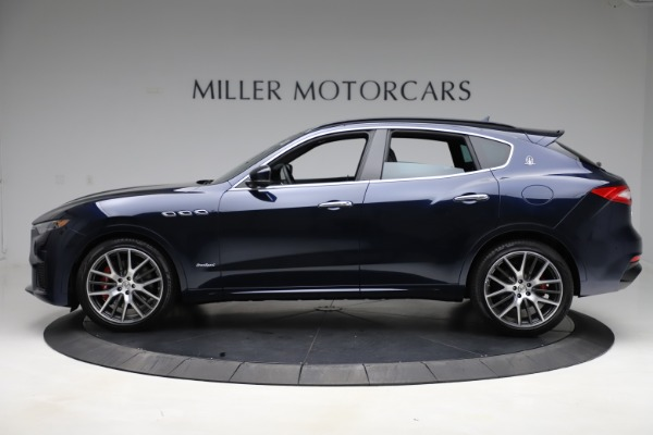 New 2019 Maserati Levante S GranSport for sale $110,855 at Alfa Romeo of Greenwich in Greenwich CT 06830 3