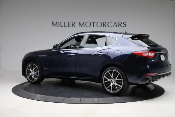 New 2019 Maserati Levante S GranSport for sale $110,855 at Alfa Romeo of Greenwich in Greenwich CT 06830 4